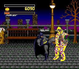 [LOOSE TEST] Batman