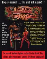 [LOOSE TEST] Tattoo Assassins