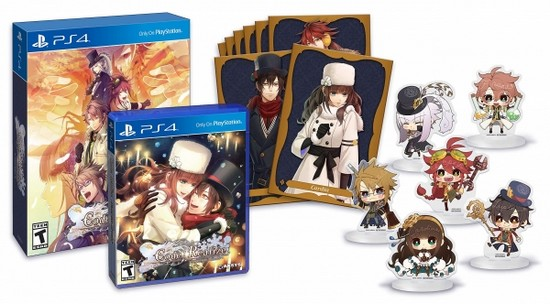 [ACTU] Un collector pour Code: Realize ~Wintertide Miracles~ sur PS4 et Vita Code-realize-wintertide-miracles
