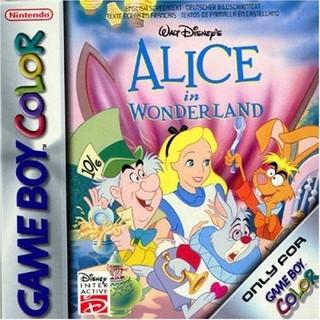 Rétro Test N°177: Alice au Pays des Merveilles Alice1