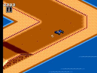 [RETRO TEST] Buggy Run