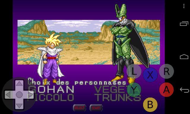 [LOOSE TEST] Dragon Ball Z : La légende Saien