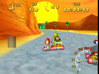 [RETRO TEST] Diddy Kong Racing