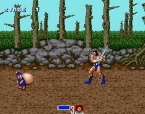 [RETRO TEST] Golden Axe