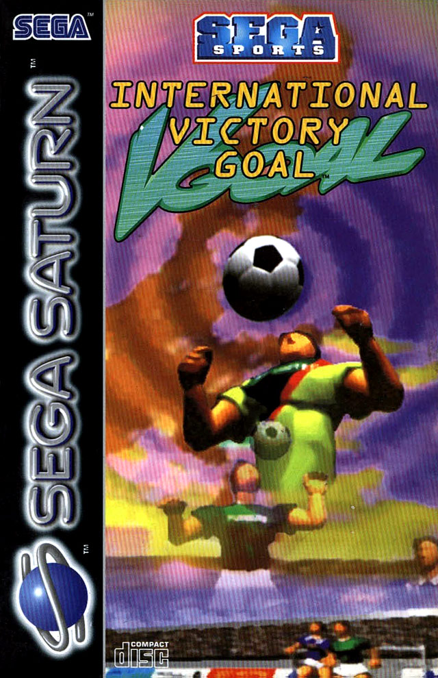 [RETRO TEST] SEGA International Victory Goal