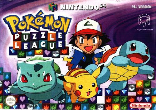 Retro Test : Pokemon Puzzle League