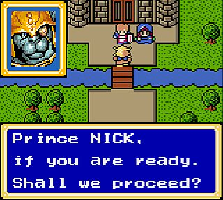 [RETRO TEST] Shining Force Gaiden 2 : Sword of Hajya