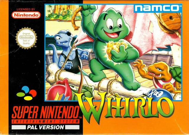 [RETRO TEST] Whirlo