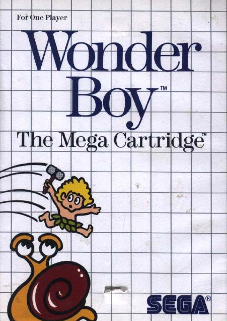 [RETRO TEST] Wonder Boy