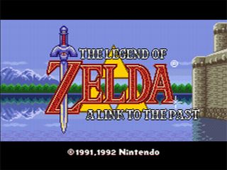 Retro Test - Zelda 3